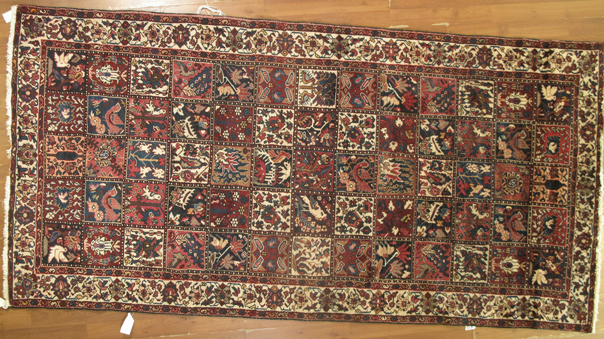 Bakhtari 5 2 Quot X 10 4 Quot Manoukian Brothers Oriental Rugs
