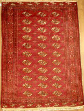 """Turkoman (5' x 6' 8"""")"""