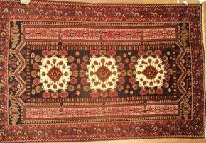 """Qashgai, Persian (4' 11"""" x 7' 7"""")"""