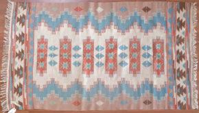 Flat Weave, Turkish (3' 5'' x 5' 9'')