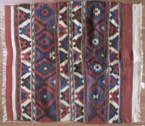 "Flat Weave, Turkish (3' 2"" x 3' 7"")"