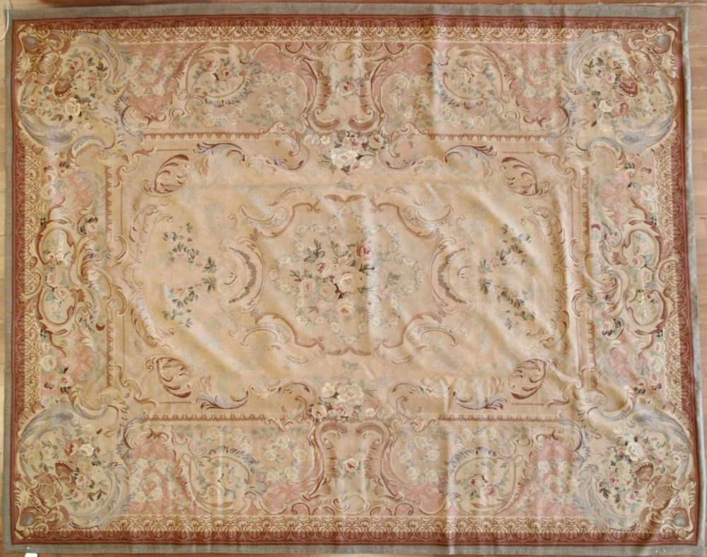 Aubusson, Chinese (8' x 10')